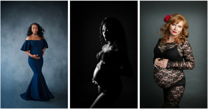 Maternity Session Portrait